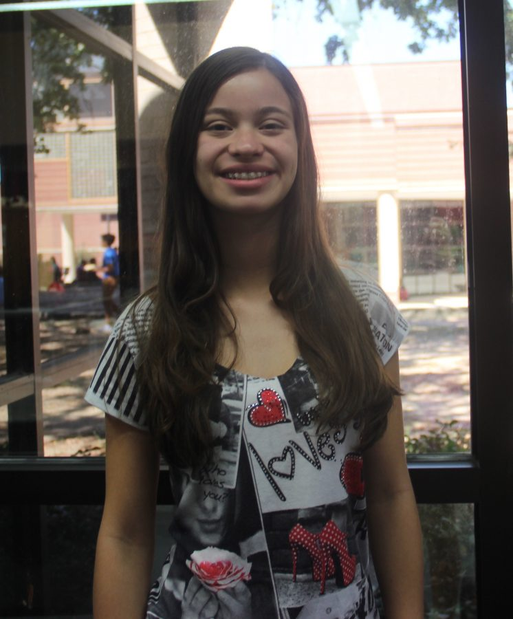 Coppell High School sophomore Laura German Do Nascimiento moved from São Paulo, Brazil to Coppell, Texas on Sept. 5th, 2016. Nascimiento has expressed a love for the United States and feels that it has impacted her in a positive way.