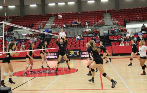 Cowgirls prove commitment with sweep against J.J. Pearce in homecoming game