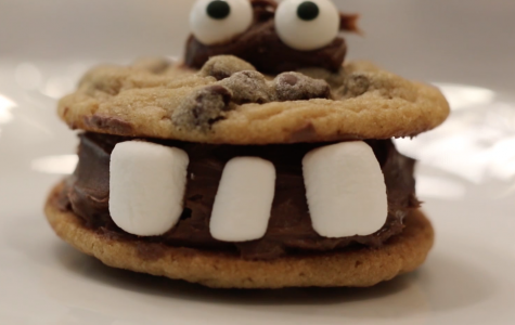 Cookie Monster treat recipe scarily tasty