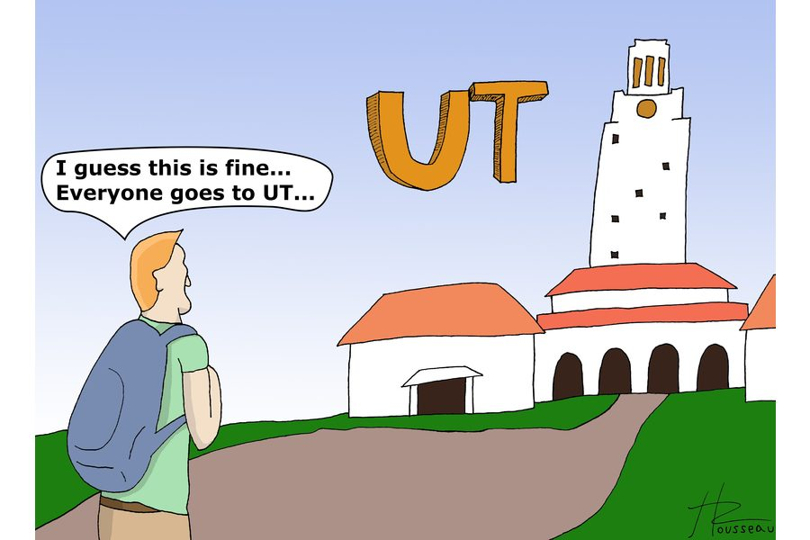 """State universities not places to """"end up"""""""