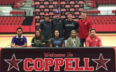 Nine athletes commit on National Signing Day