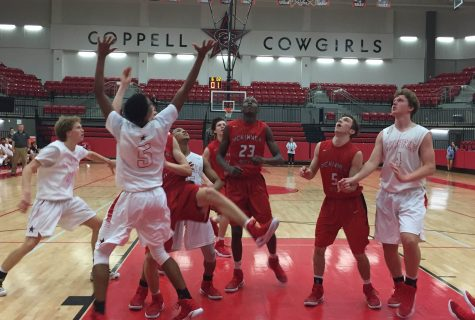 Despite lack of threes, abundance of fouls, Cowboys prove toughness in big district win