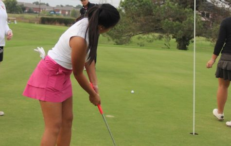 Aly on the green (with video)