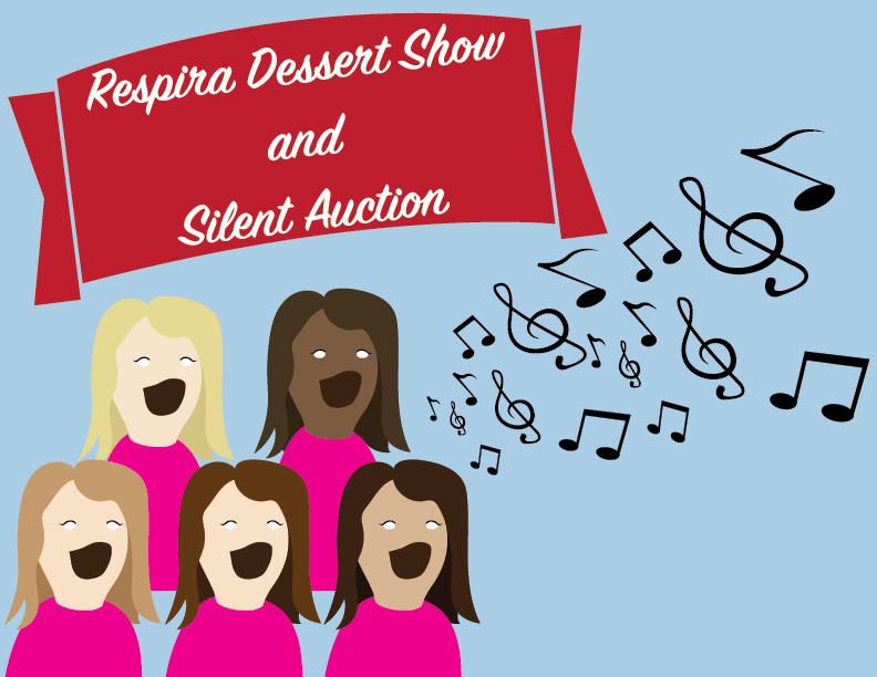 Respira Choir to 'Run the World' at annual Dessert Show