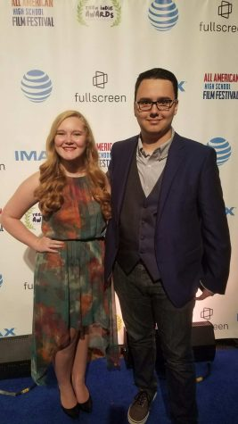 CHS senior Jess Goode and CHS graduate Nick Castorina travel to New York on Oct. 3 to see their film Ephemeral being screened In Kings Theater. Ephemeral was also submitted to the Rising Star Film Festival in Dallas.