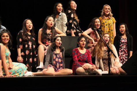 "Respira choir ""Runs the World"" by delivering empowering performance at Dessert Show"
