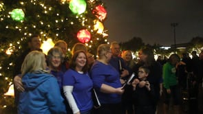 Coppell kicks off holiday season with annual tree lighting
