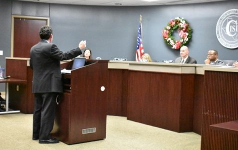 Board meeting poses new middle school addition, construction bid