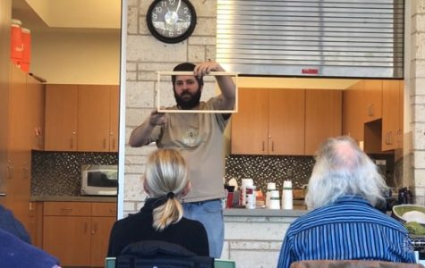 Local beekeeper teaches community about proper care of insects