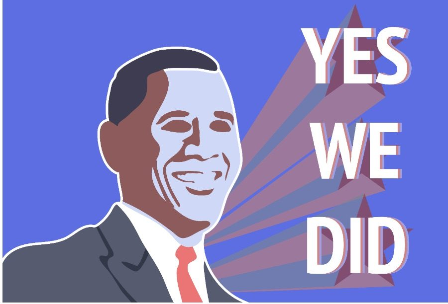 Barack Obama left the White House two weeks ago. With a campaign titled
