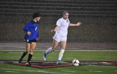 Wet n' Wild: Cowgirls soccer downs nationally ranked Byron Nelson, 1-0