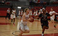 Cowgirls roll White from start in blowout win