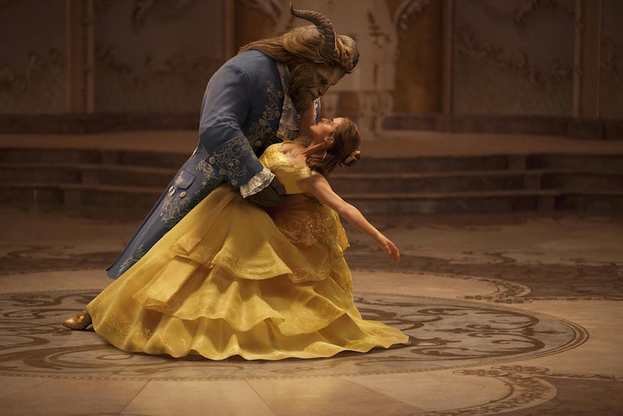 Disney's live-action adaptation of Beauty and the Beast premiered on March 17. The film, directed by Bill Condon, stars Emma Watson and Dan Stevens in the title roles with music composed by Alan Menken, Howard Ashman and Tim Rice.