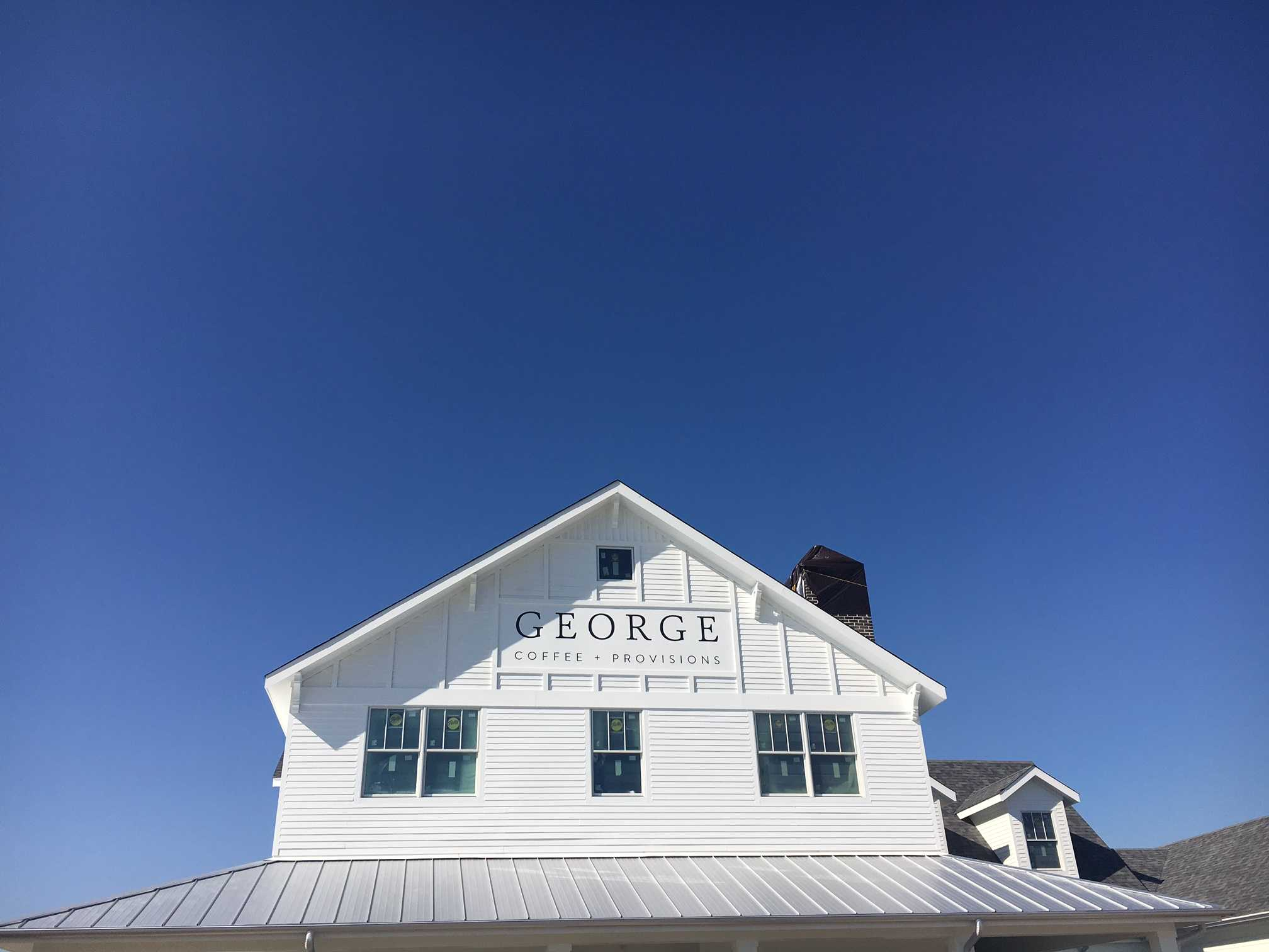 Planning to open in late spring of 2017, GEORGE Coffee + Provisions in Old Town Coppell will offer a variety of staple coffee shop items, while still including local resources such as products from the Coppell Farmer's Market.