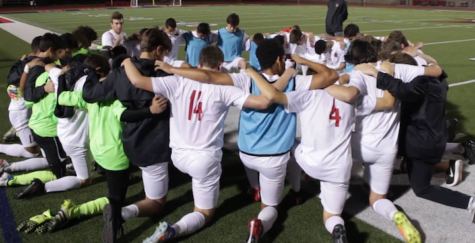 Cowboys Senior Soccer Tribute