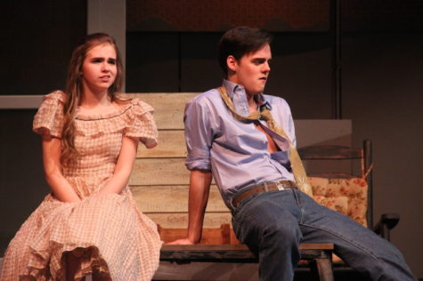 "CHS Theater Department performs UIL play ""Picnic"""