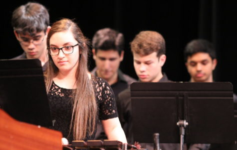 Coppell High School percussion takes the stage for Purely Rhythmic concert