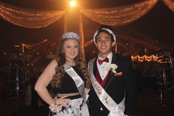 On April 22 at the 2017 Coppell High School Prom at Southfork Ranch in Parker, Texas, seniors Matt Dorrity and Allison Davis were named Prom King and Queen, respectively. Congratulations to this year's prom court!