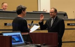 Cozby library honored at city council meeting, new city manager takes up mantle
