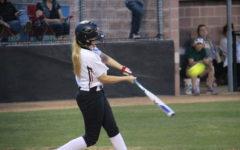 Bats catch fire in blowout bi-district win