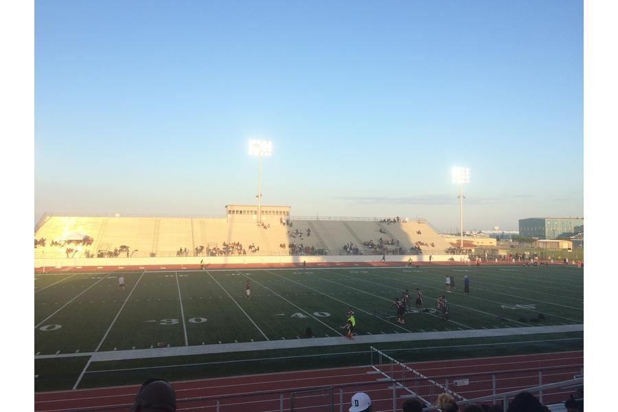The Coppell girls and boys track teams finished first and second in the area track meet at Garland High School on Thursday. In total, the team will send 26 different athletes to the Class 6A Region II meet next weekend in Waco.