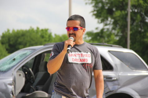 Jasso leaves CHS after making his mark on campus, students