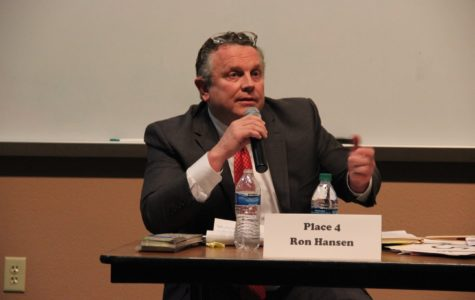 Ron Hansen (Place 4)