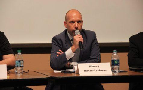 David Caviness (Place 5)