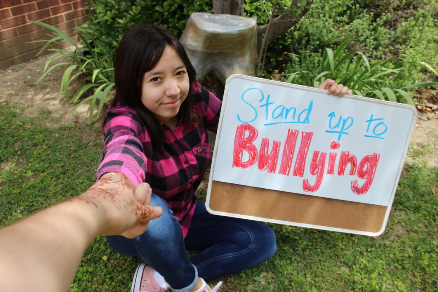 Coppell High School sophomore Sofia Guerrero talks about bullying and what she has learned from it. She uses her personal experiences to write advice to others.