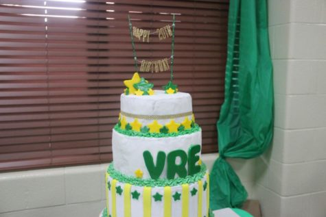 Happy Birthday VRE (with video)