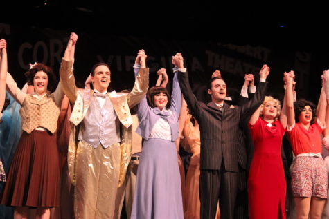 '42nd Street' cast and crew nominated in 2017 Schmidt and Jones Awards