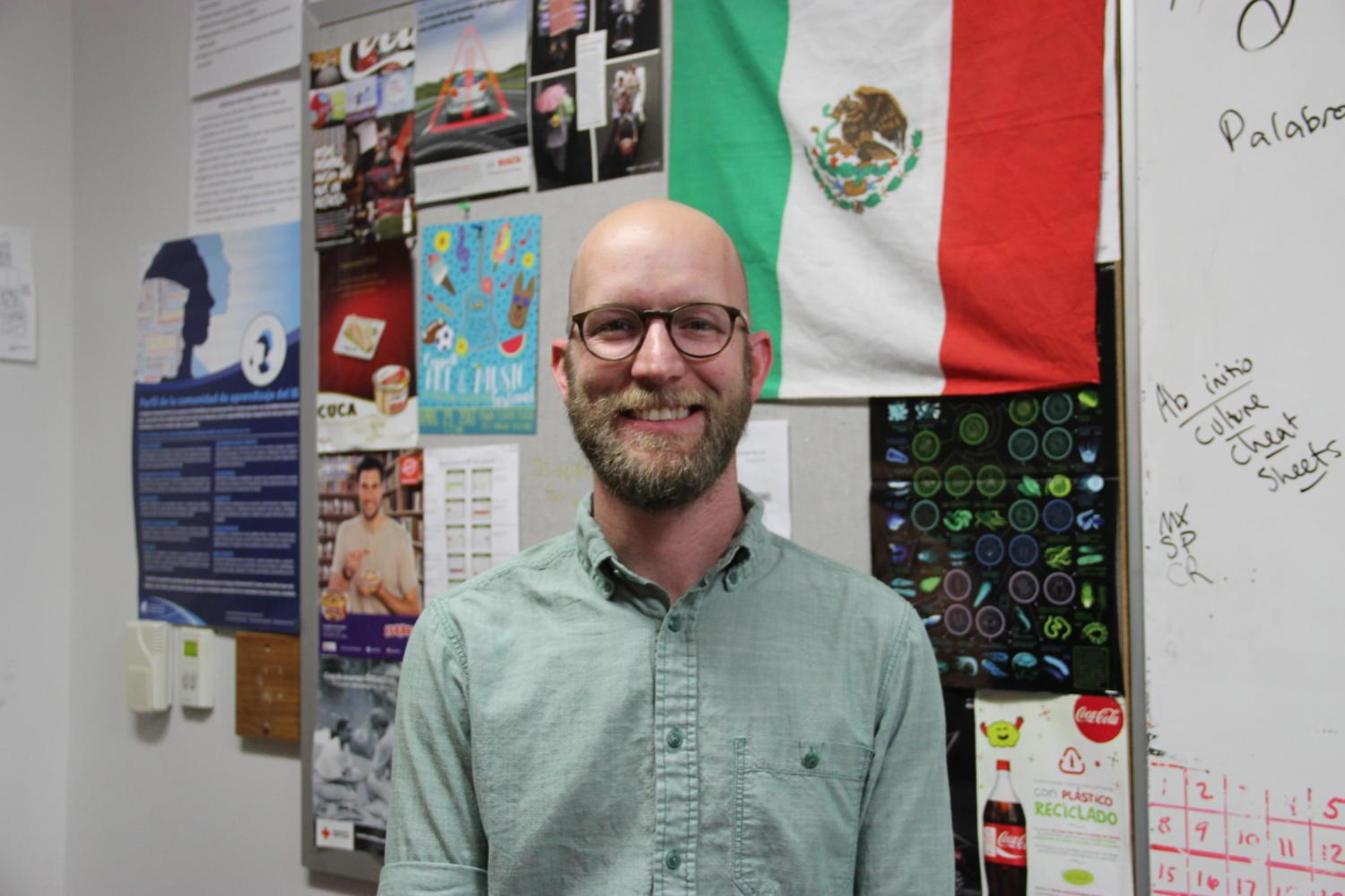 Coppell High School International Baccalaureate (IB) Spanish teacher Creighton Hulse is  leaving CHS at the end of the 2016-2017 school year. Hulse left Coppell in 2012 to teach in China and Cape Cod, Mass. before returning to CHS in 2016.