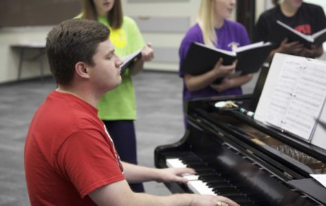 Brown moves on from CHS choir program after five years of leadership