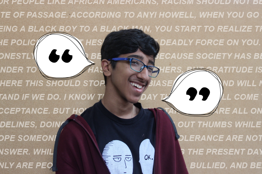 From a young age, Coppell High School sophomore Swaraaj Bhattacharya has been taught public speaking by his father. He uses the skills he learns from his father through speech competitions and his YouTuber Club.