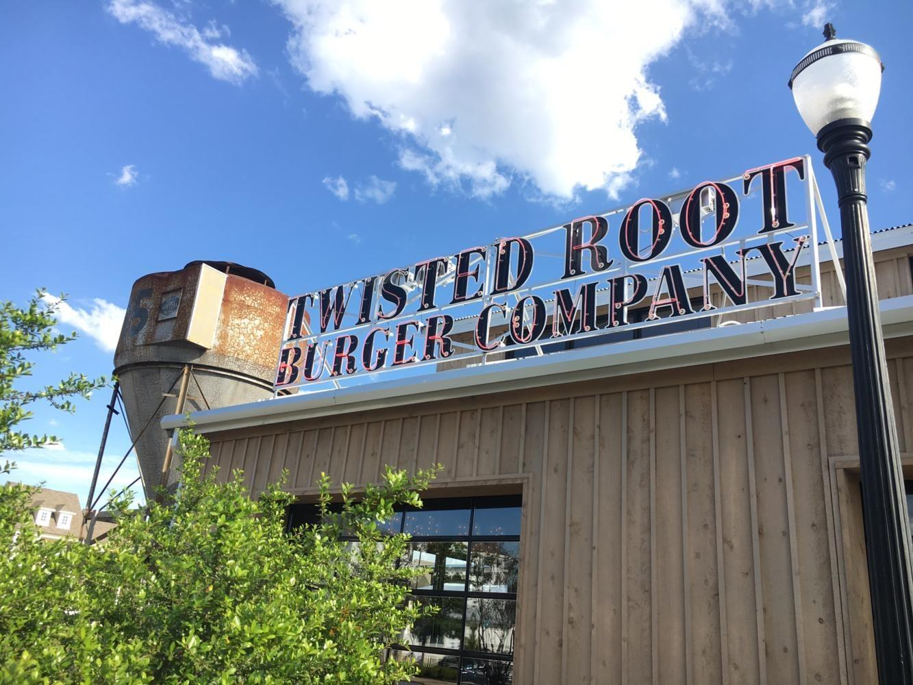 Twisted Root Burger Company located in Old Town Coppell, opened last June. Famous for its eclectic, half pound burgers and handspun shakes, Twisted Root is awarded 'Best Burger' in The Sidekick's Best of Coppell community survey.