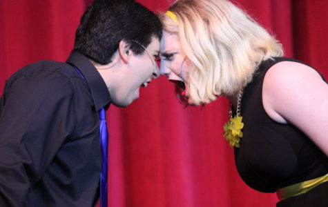 """Coppell High School Theatre Department takes the stage with new act, """"Fame"""""""