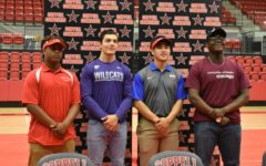 Thirteen athletes commit on National Signing Day