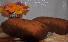 Raisin Pumpkin Bread to spice up fall