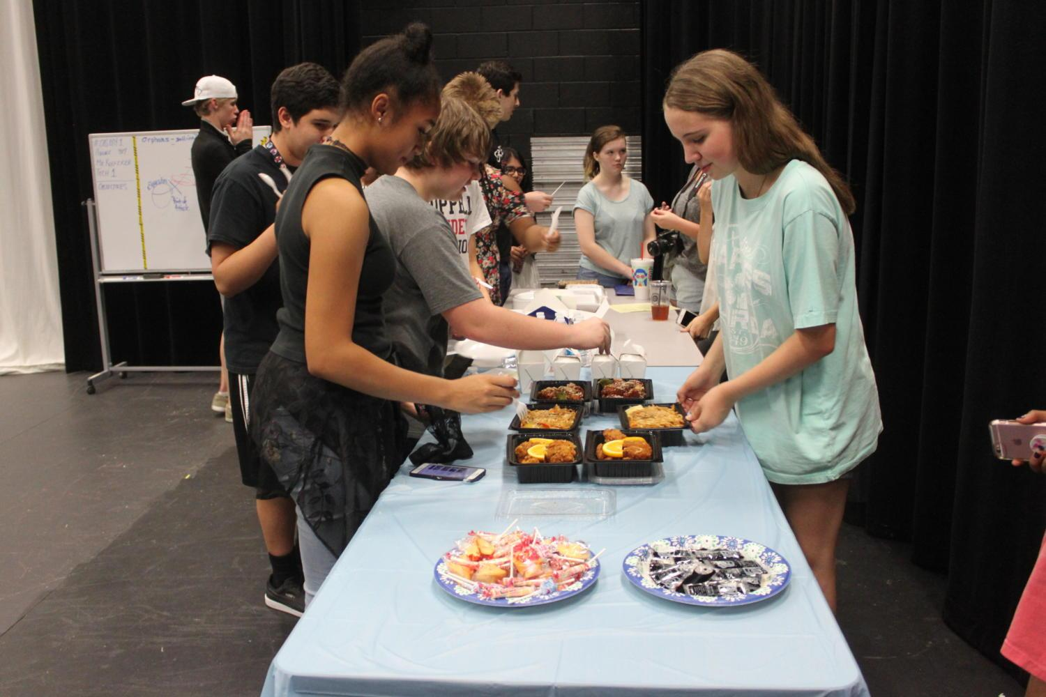 Drama Club embodies accepting atmosphere in annual