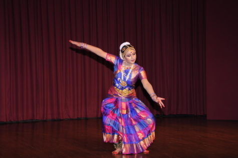 Bhatnagar shines through classical Indian dance on national TV