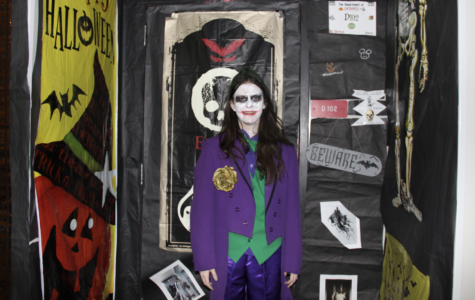 On the Spot: campus creeping it real through costumes worn to school