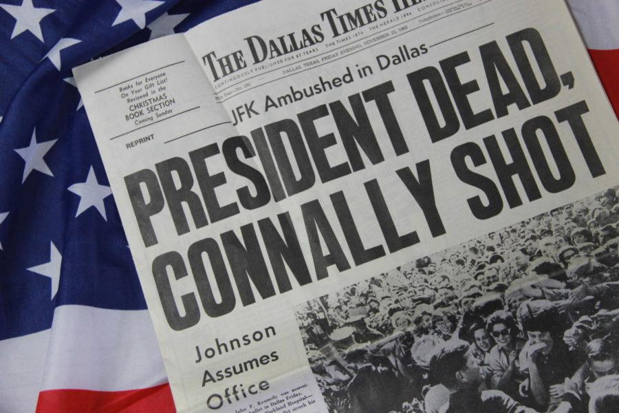 On+Friday%2C+President+Trump+tweeted+that+all+files+relating+to+the+assassination+of+President+John+F.+Kennedy+would+be+published+for+the+public.+This+action+was+due+to+the+President+John+F.+Kennedy+Assassination+Records+Collection+Act+of+1992.+