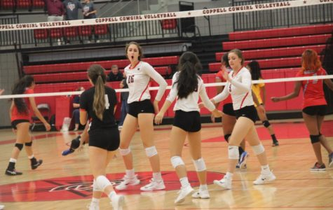 Never in doubt: Cowgirls stifle Lady Raiders in three set sweep