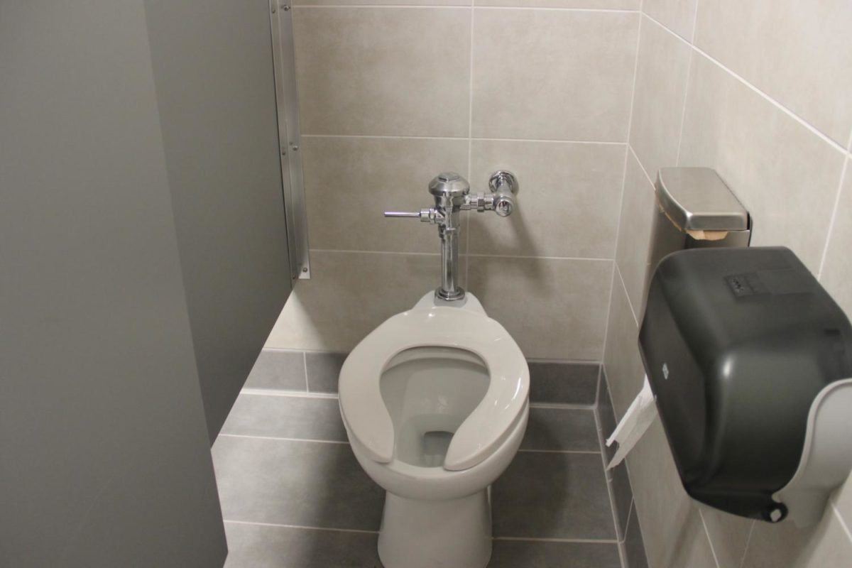 The B hall upstairs  and downstairs bathrooms opened Thursday after renovations for the past few months. The C hall bathrooms are now also being renovated as a part of the CISD bond package.
