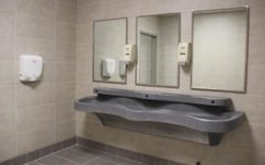 CHS witnesses much-awaited opening of new bathrooms