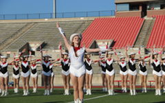 Homecoming pep rally excites student body for homecoming weekend
