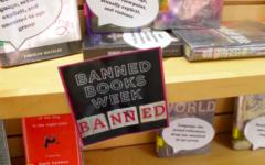 CHS celebrates 35th annual Banned Books Week