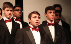 On Oct. 3, the annual Choir Fall concert was held in the CHS auditorium. The A Cappella choir is a mixed choir and it sang 'Sing Me to Heaven' by Daniel Gawthrop.