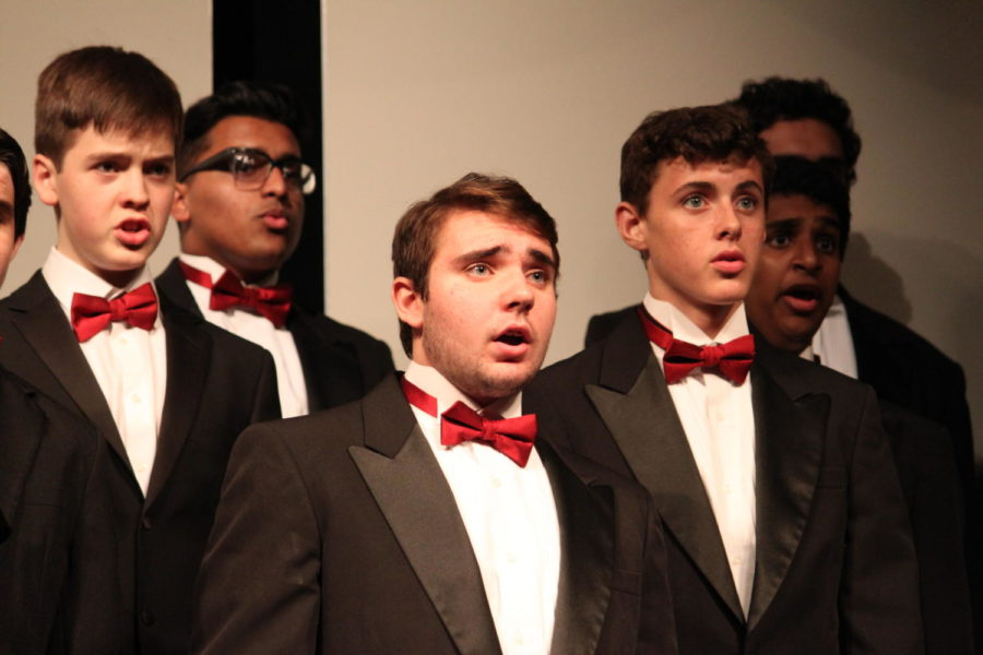 On+Oct.+3%2C+the+annual+Choir+Fall+concert+was+held+in+the+CHS+auditorium.+The+A+Cappella+choir+is+a+mixed+choir+and+it+sang+%E2%80%98Sing+Me+to+Heaven%E2%80%99+by+Daniel+Gawthrop.