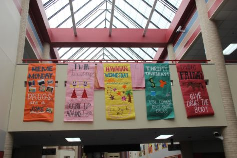 On the Spot: CHS to celebrate Red Ribbon Week through dress up days
